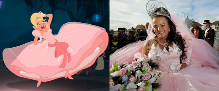 Charlotte La bouff, Gypsy bride, Frog Princess, My Big Fat gypsy Wedding,