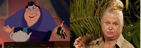 The-matchmaker, kim-woodburn, Mulan, disney,