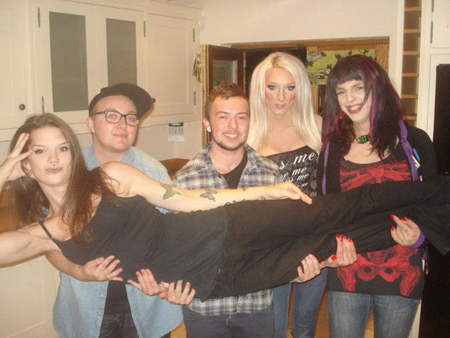 My Transsexual Summer party