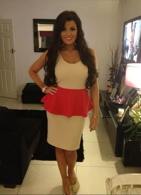 Jessica Wright, Towie